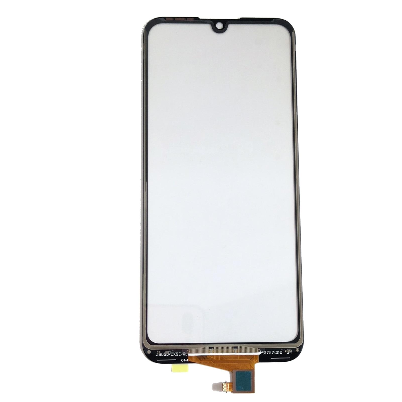 "פלאזמה Shyueda 100% בניו 6.09"" עבור Huawei Y6 Pro 2019 MRD-LX2 L22 L23 Outer חזית זכוכית מסך מגע (3)"