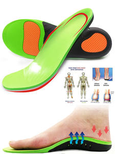 KOTLIKOFF Orthotic-Insole Shoe-Pads Arch-Support Flat-Feet Women EVA for And High-Quality