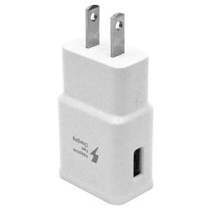 Image 3 - 100 ピース/ロット適応急速充電器 5V 2A USB 壁の充電器電源アダプタ三星銀河注 4 S6 S7 のための iphone 5 6 無料 Dhl