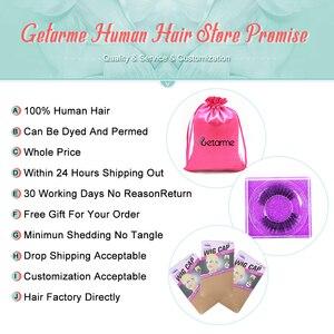 Image 5 - Body Wave Human Hair Bundles Brazilian Hair Weave Bundle Can Order 100% Remy Hair Extensions Can Buy 1/3/4 Bundles Gaterme hair