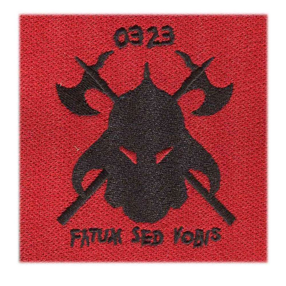 High Quality Custom Embroider Patches Embroidery Patches For Garment Iron On Backing Patch