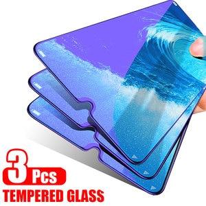Image 1 - ZNP Protector de pantalla de vidrio templado para Xiaomi, Protector de pantalla de vidrio templado para Xiaomi Redmi Note 7 5 8 Pro 5 Plus, 6A 7A K20 Pro