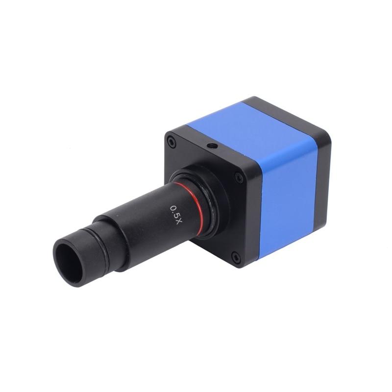 DM-H001 H5X 23.2mm 5X Optical Huygens Eyepiece Ocular Lens for Biological Microscope 500x Huygens Eyepieces