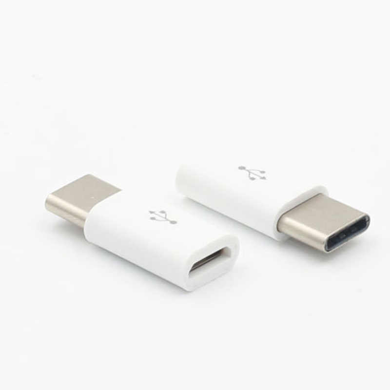 USB 3.1 Type-C Male to Micro USB Female USB-C Cable Adapter Type C Converter For Macbook Nokia N1  LHB99