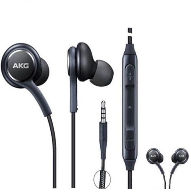 Наушники-вкладыши с микрофоном для Samsung IG955 3,5 мм, проводная гарнитура для huawei xiaomi akg Samsung Galaxy S8/s8 + S9 S10 смартфона