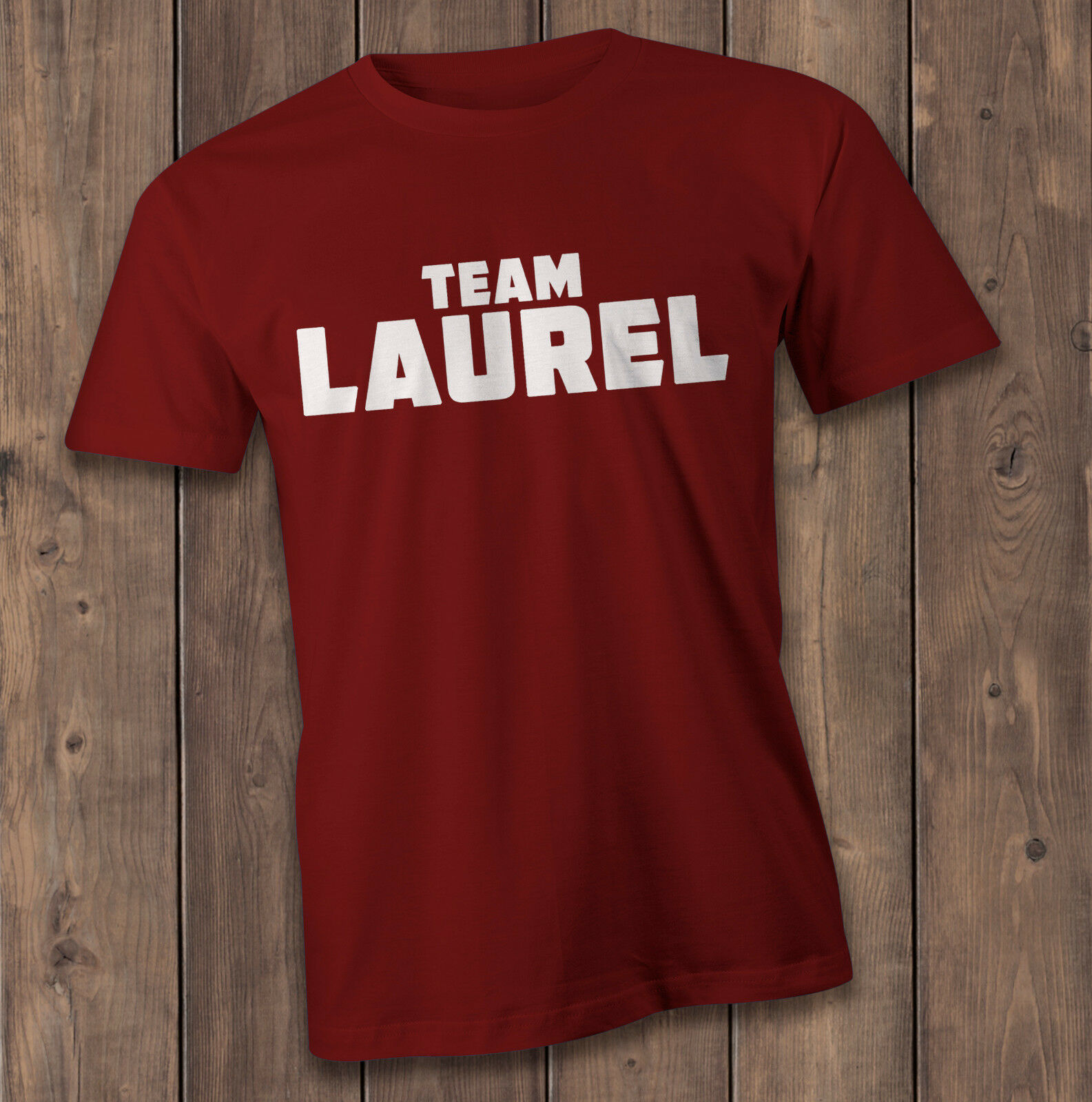 Laurel or Yanny T-Shirt, internet phenomena, viral illusion, Reddit meme image