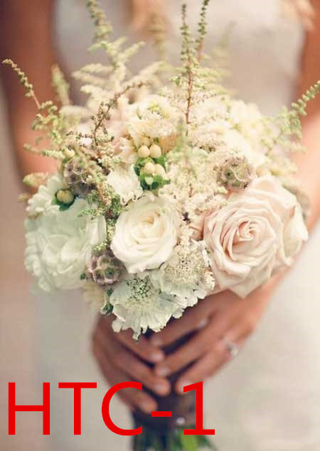 Wedding Bridal Accessories Holding Flowers 3303 HTC1-16