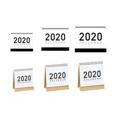 Schedule Standing Desk Calendar 2020 DIY Desk Calendar Runs from Sep 2019 Through Dec 2020 цена