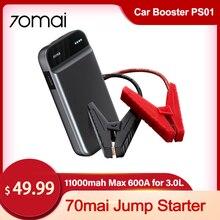 70mai Jump Starter Auto 11100Mah Batterij Power Bank Met Zak Jumpstarter Auto Buster Auto Emergency Booster