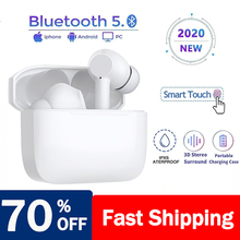 Wireless Headphones Stereo Earbuds Xiaomi Gaming Noise Canceling TWS Aptx Hd Bluetooth