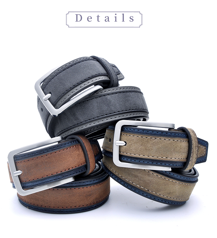 H122e83a8ee8a40f3bdeb6d2e6fd2c4afR - Casual Patchwork Men Belts Designers Luxury Men Fashion Belt Trends Trousers With Three Color To Choose