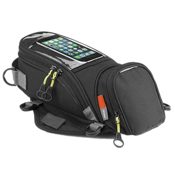 Hot Sale! Strong Magnetic Motorcycle Tank Bags Mobile Phone Navigation Motorbike Oil Tank Bag Fixed Straps Shoulder Bag for Givi