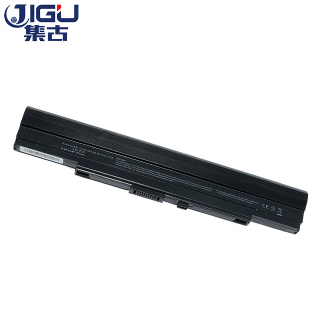 JIGU Laptop Battery For Asus A31 UL30 A32 UL30 A32 UL80 A41 UL80  A32 UL5 A42 UL50 UL30 UL50Vg UL80A UL30A X4 U35J U35JC