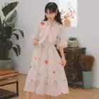2019 шифоновое платье