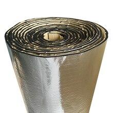 Горячие продажи алюминиевая фольга теплоизоляция пена завод крыша навес звукоизоляция изолированный хлопок экологически чистый