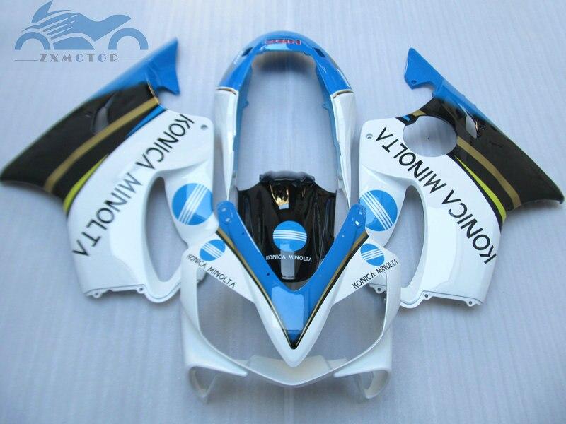 ZXMOTO Matte Black Motorcycle Fairings Kit for Honda VFR800 2002 2003 2004 2005 2006 2007 2008 2009 2010 2011 2012 ABS Plastics Injection Mold Bodywork