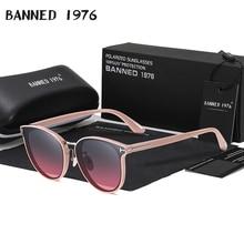 2021 Aviation Polarized Lady Sunglasses Cat Eye Fashion Women Sun Glasses luxury Woman Female Brand New oculos de sol