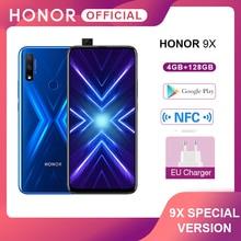 In Stock Special Version Honor 9X 4GB 128GB Mobbile phone 48MP AI Dual Camera 6.