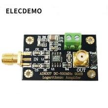 Module détecteur de puissance RF AD8307, détecteur logarithmique, antenne à 500MHz, fonction carte de démonstration