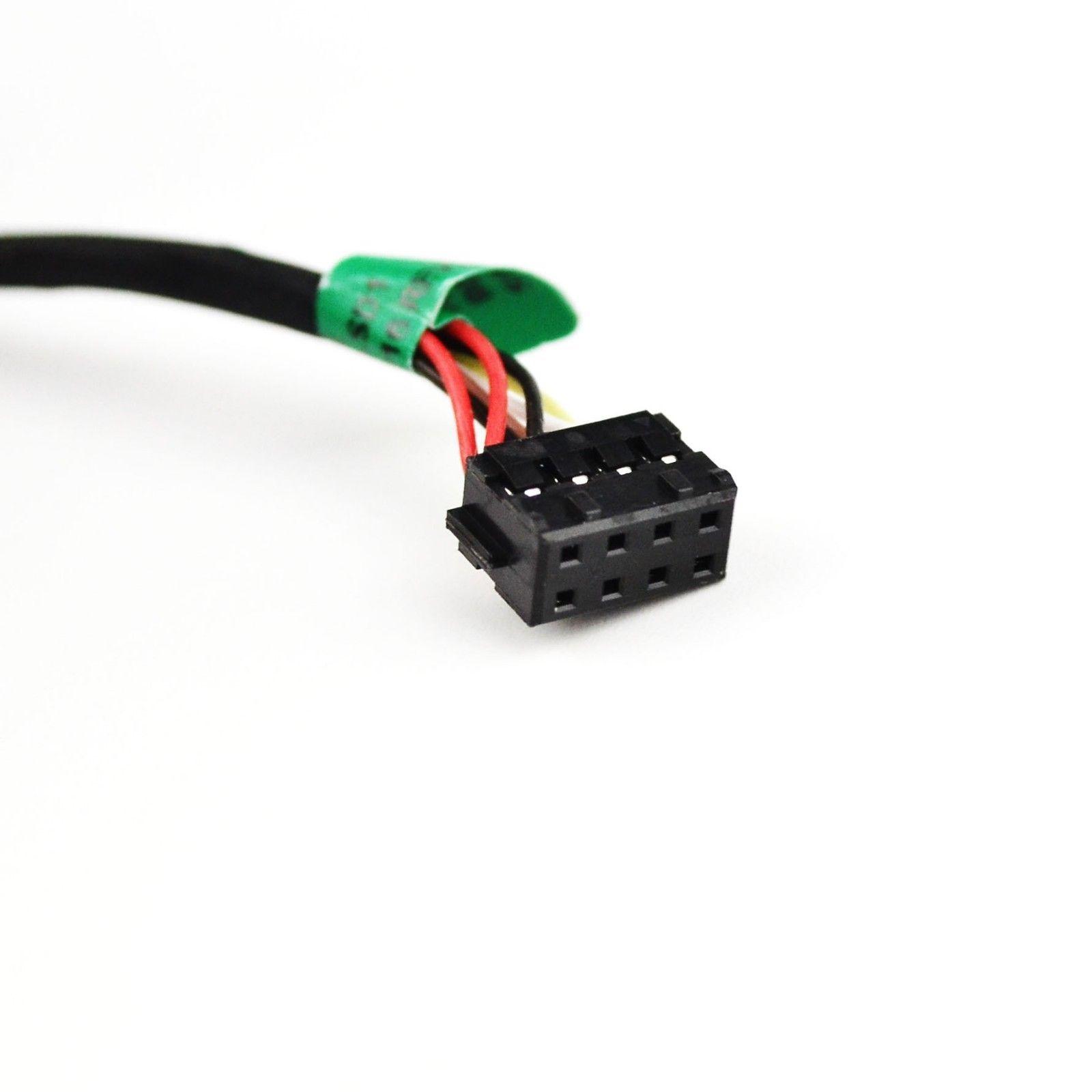 DC AC Power Jack Flex Cable For HP Pavilion P//N 709802-YD1 CBL00360-0150 719859