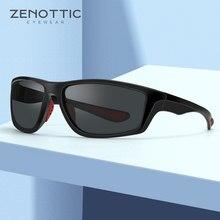 ZENOTTIC Sports Polarized Sunglasses for Men Outdoor Fishing Driving Shades Eyewear Vintage UV400 Protection Goggles Sun Glasses