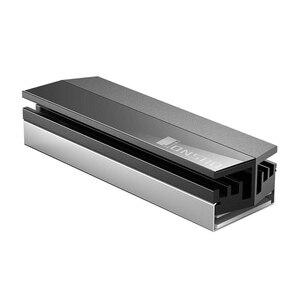 Enfriador de disipador térmico de aluminio Jonsbo M.2 Ssd para radiador de disco duro de estado sólido M.2 2280