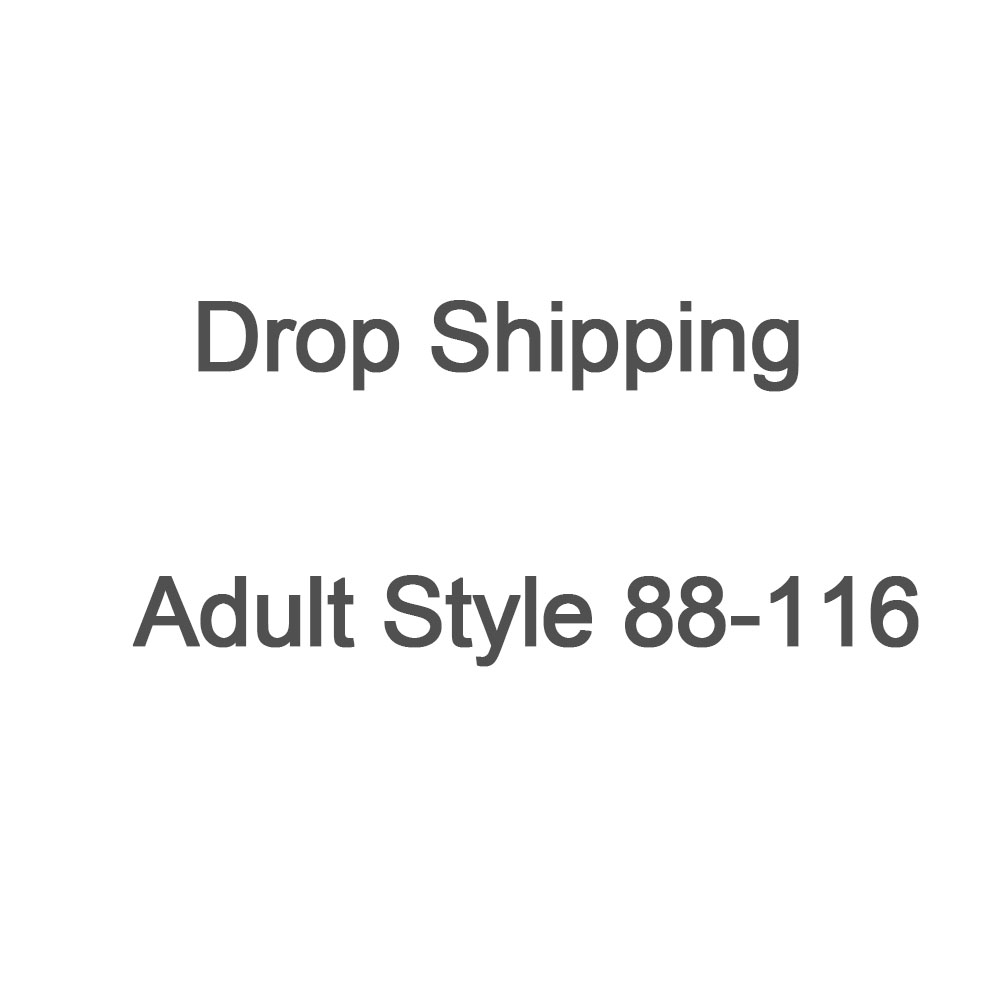 US Drop Shipping LINK ADULT Style 88-116