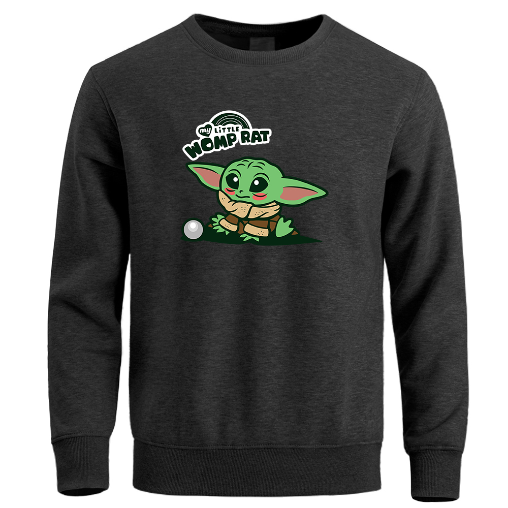 Baby Yoda Hoodies Mens Pullover Hoodie Star Wars Sweatshirt Men Winter Fleece Warm Hoody Crewneck My Little Womp Rat Sweatshirts Buy At The Price Of 7 16 In Aliexpress Com Imall Com Womp rats were creatures native to tatooine, and were considered pests by local moisture farmers who hunted them for sport. imall