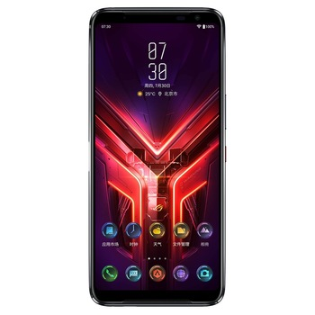 ASUS ROG3 5G Smartphone Snapdragon 865/865Plus 12GB Ram 128GB Rom 6000mAh NFC Android Q 144Hz FHD+ AMOLED Gaming Phone