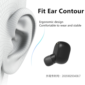 Image 5 - M1 5.0 Bluetooth Earphone VS Redmi Airdots Wireless Earbuds TWS Noise Cancelling Handsfree Headset with Charging Box for Phone