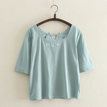 O-Neck New summer ladies t shirt women tops womens clothing