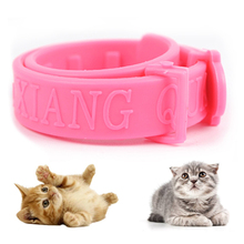 Cat/Dog Pet Collar Adjustable With Effective Flea Lice Mite Tick Remove Strap