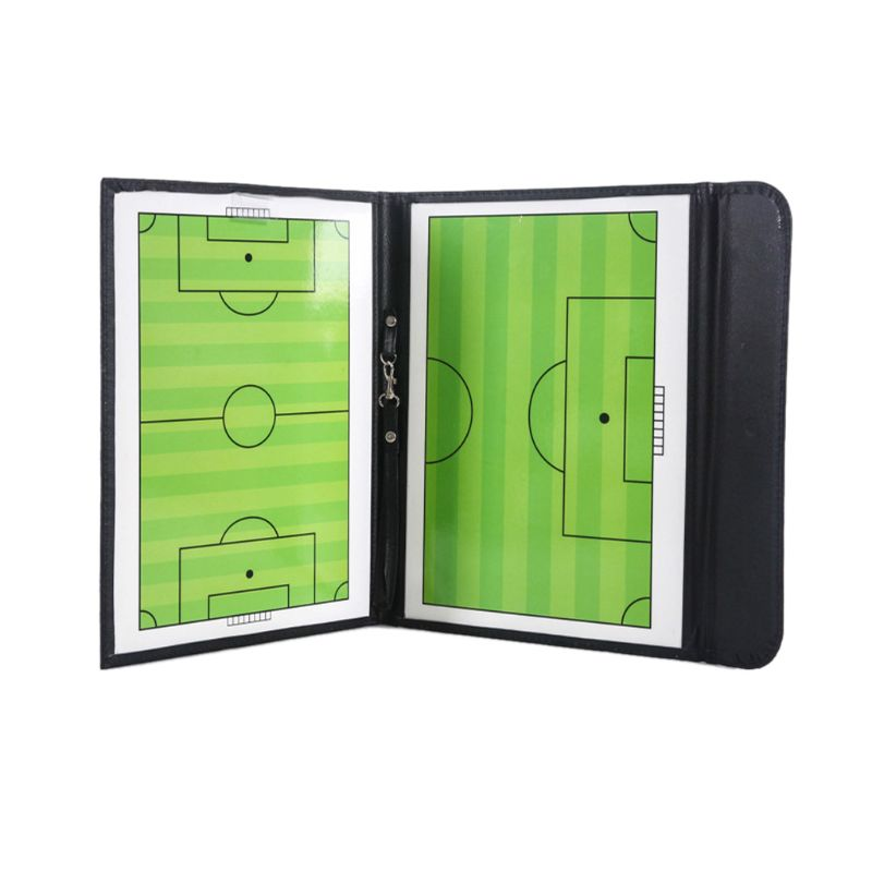 Portable Trainning Assisitant Equipments Football Soccer Tactical Board