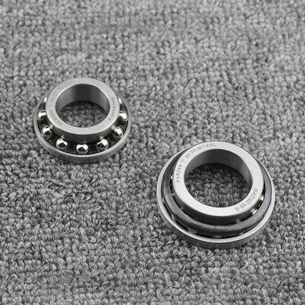 Steering Head Bearing Kit for Suzuki 09267-30010 AN400 SFV650 SV650 51610-48H00