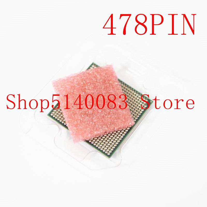 Процессор для ноутбука Core 2 Duo T7500 CPU 4M Разъем 479 кэш/2,2 ГГц/800/двухъядерный процессор для ноутбука