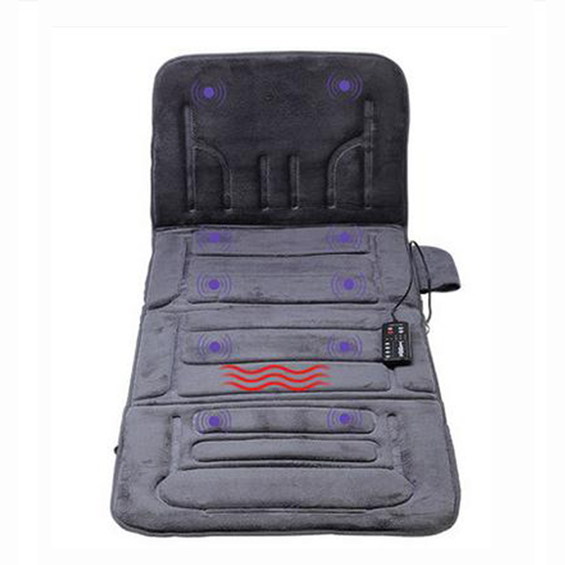 Comfier Massage Whole Body Massage Mattress Multi-function Electric Heating Pad Body Massager Massager