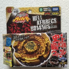 Takara Tomy Japanese Beyblade; Металл; Для борьбы Fusion BB99 Hell Kerbecs BD145DS