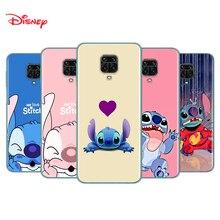 Siliconen Cover Leuke Lilo Stitch Voor Xiaomi Redmi Note 10 10S 9 9S Pro Max 9T 8T 8 7 6 5 Pro 5A Telefoon Case