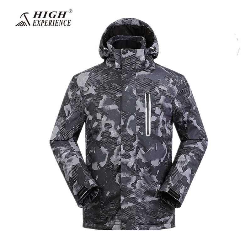 Winter Jacket Men Ski Suit Men Snowboard Jacket Snow Pants Male Winter Men's Sport Suit Snow Clothes Skiing Snowboard Suits Warm
