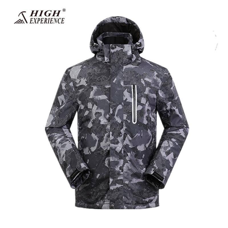 Winter Jacket Men Ski Suit Men Snowboard Jacket Snow Pants Male Winter Men's Sport Suit Snow Clothes Skiing Snowboard Suits Warm