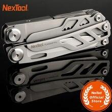 Ne0104 nextool flagship pro edc conjunto de ferramentas de mão ao ar livre 16 em 1 multi-ferramenta alicate faca dobrável chave de fenda pode abridor versão #2