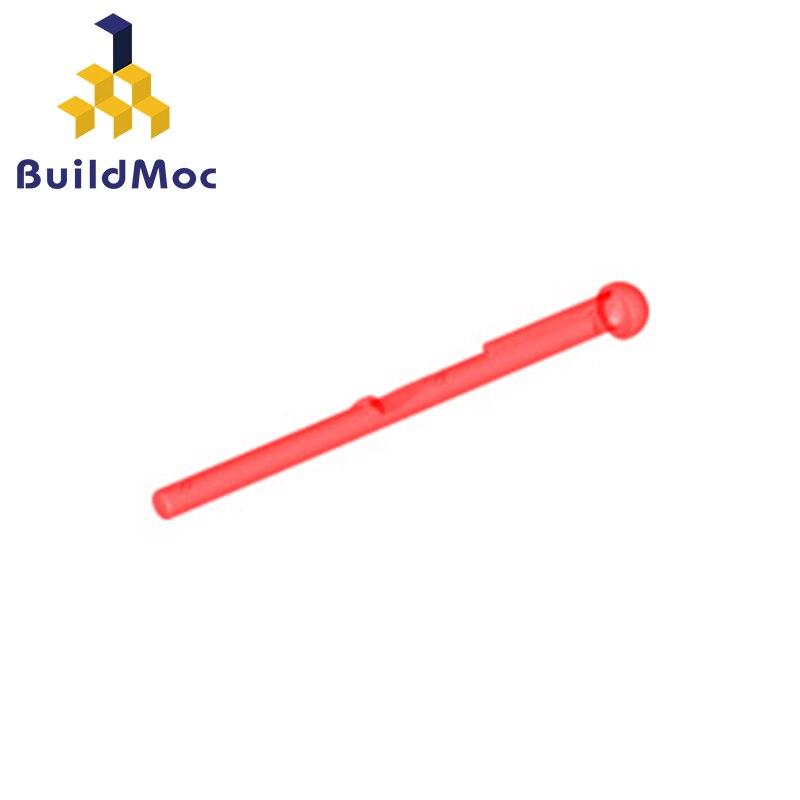 BuildMOC Compatible Assembles Particles 15303 1x8 Arrow-for 15400 Building Blocks Parts DIY LOGO Educational Tech Parts Toys