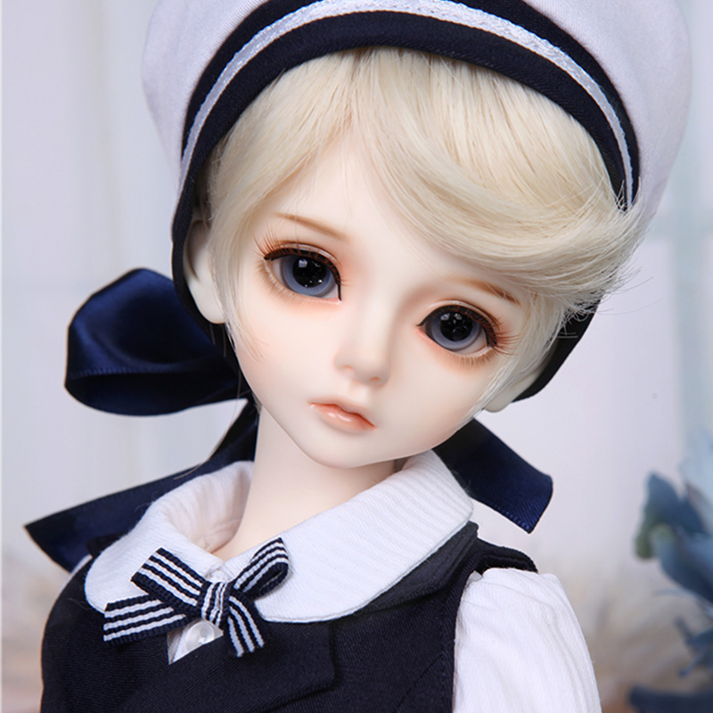 2020 New Arrival Full Set 1/4 BJD Doll BJD/SD BORY Boy And Girl Body Doll For Children Baby Birthday New Year Gift