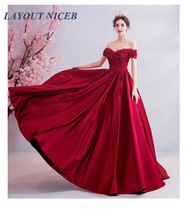 Sexy Off the Shoulder Evening Dresses Lace Appliques Beads Prom Dress Satin Women Patry Gown Formal Party Dress vestido de festa micromax x2400 синий