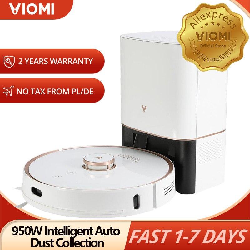 Robot sprzątający VIOMI S9 z Polski za $634.98 / ~2353zł