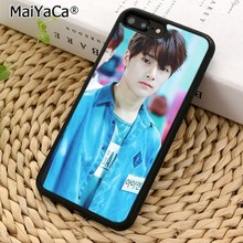 MaiYaCa Stray Kids K Pop Felix Chan I.N Phone Case for iPhones 5 SE 6 6s 7 8 Plus X XR XS 11 pro max samsung galaxy S7 S8 S9 S10(China)