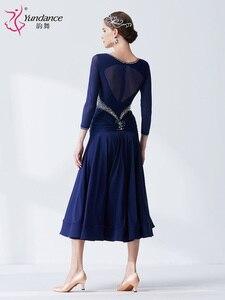 Image 2 - 2020 News ballroom dress standard clothes for ballroom dancing ballroom dance competition dresses M19341