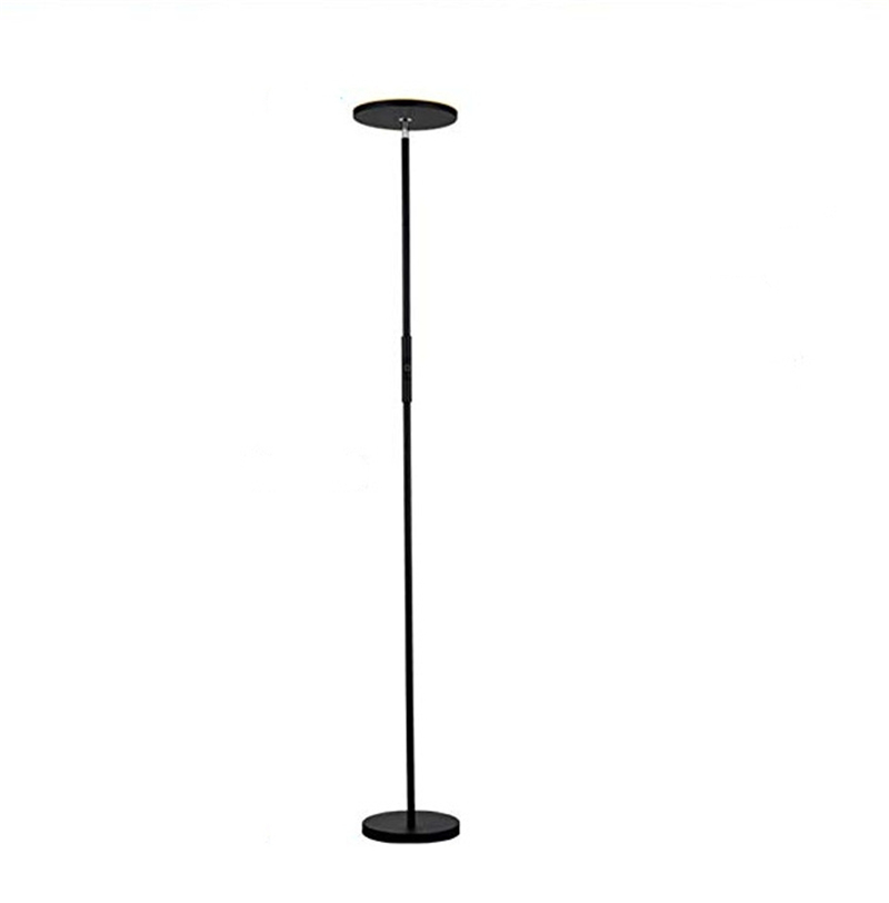 Modern 20w 30w Led Remote Control Floor Lamp Living Room