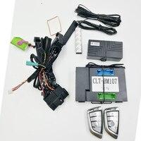 For BMW x5 E70 X6 E71 X1E84 Car Alarm GPS Tracking Engine Remote Start Stop System keyless start keyless go plug play install