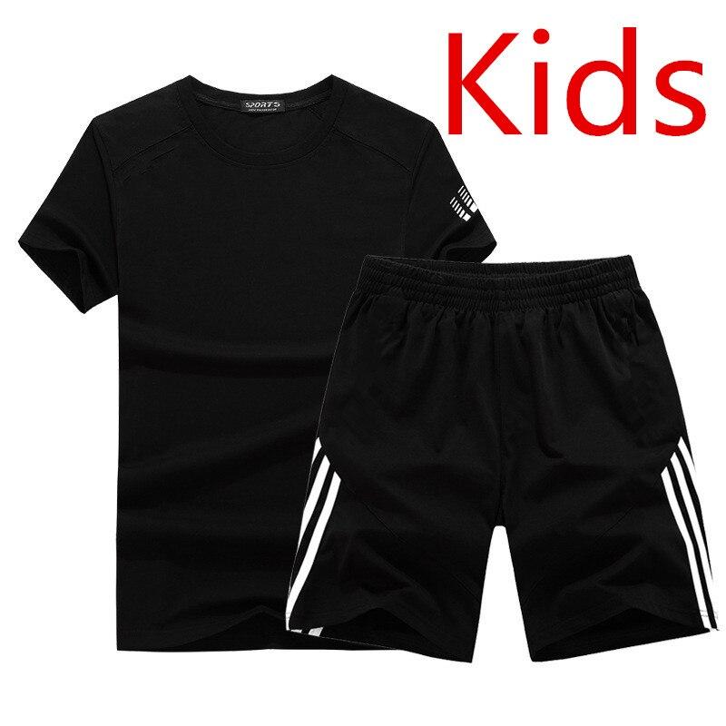 2019 Kids Short Sleeve Kits